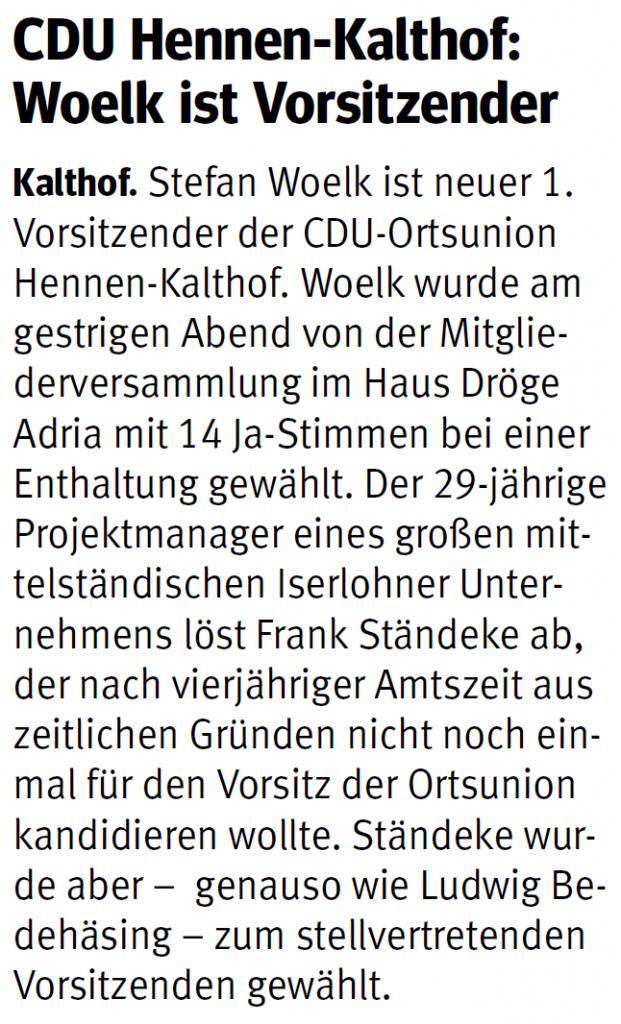 20151027_IKZ_Kurzbericht_Wahl_Vorsitzender
